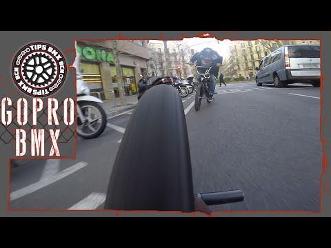 GOPRO BMX BARCELONA | ADAM LZ & FRIENDS
