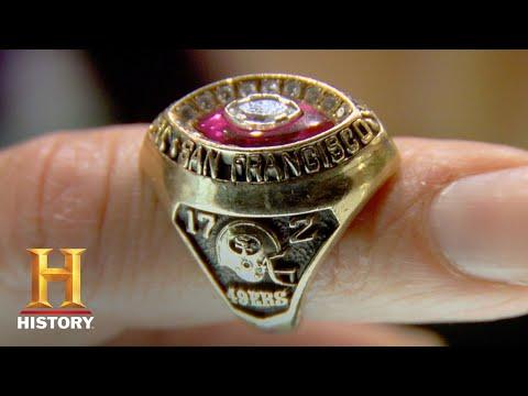 Pawn Stars: 1989 San Francisco 49ers Super Bowl Ring (Season 4) | History