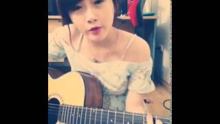 Forever Alone - Guitar cover by Hải Yến