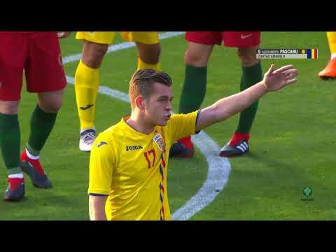 Portugalia U21 - România U21 1-2
