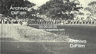 DiFilm - Graham Hill wins BRDC International Trophy race 1971