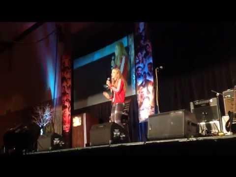 DallasCon 2015 Kathryn Newton Panel
