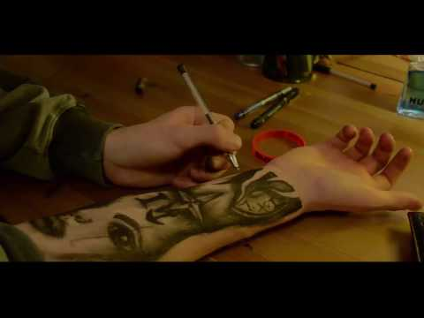 Tatuaż Długopisem Bez Problemu Tattoo Pen Gel