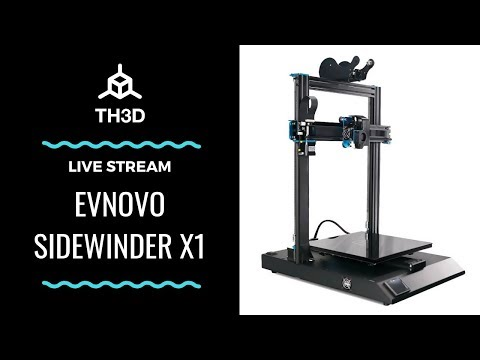 Repeat TH3D Unified Firmware Setup Guide - Stock, EZABL