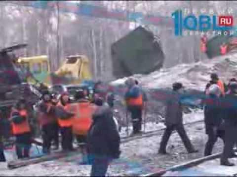 Задержка поездов из-за схода вагонов на Уржумке составила до 13 часов