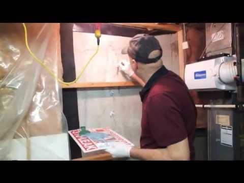 Ajax Epoxy Concrete Crack Repair | 1-800-334-6290 | by Injection