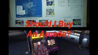 Should I Buy An Arcade On GTA V Online?