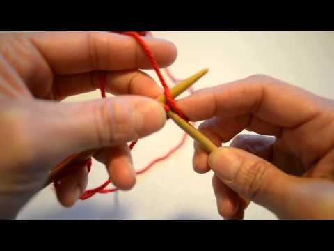 Cable Cast-On For Continental Syle Knitters