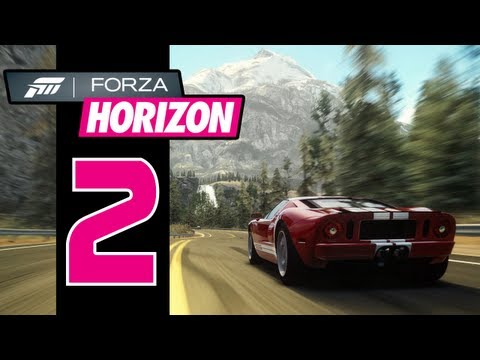 Save Beef Plays Forza Horizon - EP02 - A Familiar Ride Snapshots