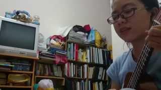 I have a dream-ukulele cover Ca Dao