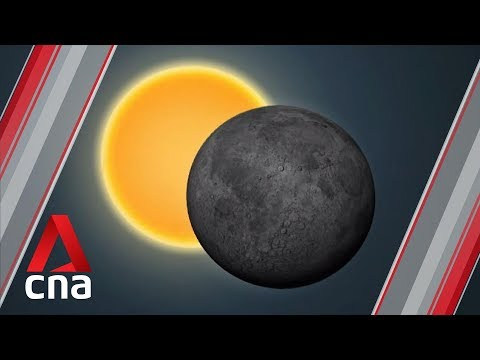 How to catch the rare annular solar eclipse in Singapore on Dec 26