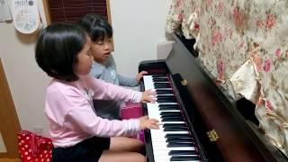 「世界がひとつになるまで」合唱&伴奏【あんゆい】9歳