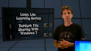 Linux Lite Learning ::: File Sharing with Windows 7