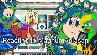 """Reacting to MagnumAplasan 