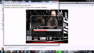 Como Instalar UFC 2011 PC??