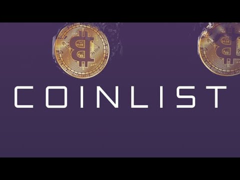 CoinList  - Is It Worth It? Buy \u0026 Sell Cryptocurrency Like Coinbase!