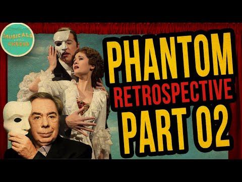 JESSWORLD EP. 50 The Phantom of the Opera Musical Review (Part 2)