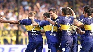 Boca 2 - tigre 1 Fecha 15 Torneo Inicial 2013 Relatos Mariano Closs