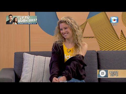 Luli Lamas: Participante de MasterChef Celebrity