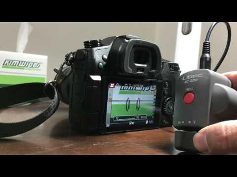 GH5 and LANC ZC-3DV  remote control power zoom test