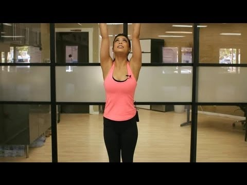 Stretches for a Bruised Tailbone : Total Workout Tips