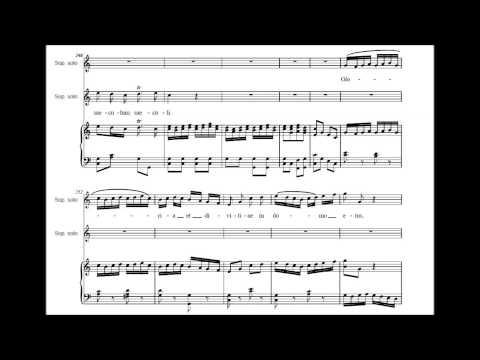 Vivaldi - Beatus vir, RV 597. 3. Gloria et divitiae. Antifona