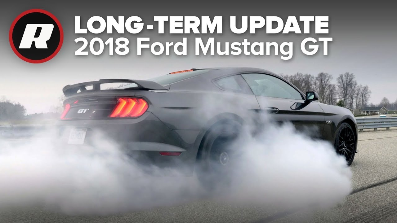 Goodbye, Mustang GT. It was a fun two months | Long-term update