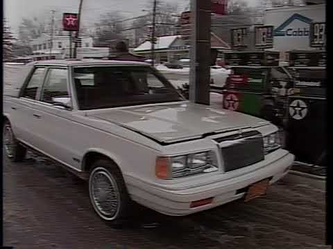 """""""Before You Turn the Key"""" 1987 Chrysler Promotional Video"""