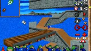 DOS Game: Lemmings 3D
