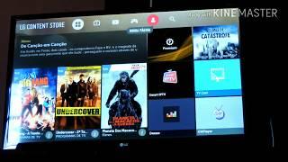 Smart TV LG 28MT49S - Review - Análise