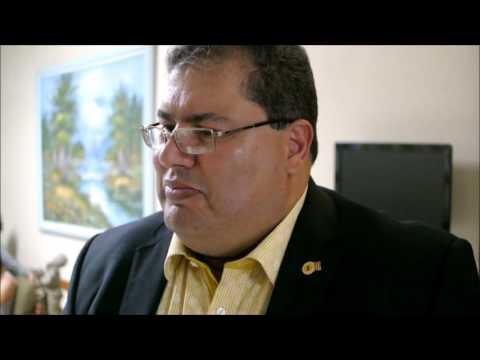 Velatorio de licenciado Carlos Acevedo Lazzarini