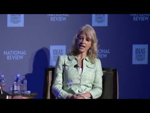 Conversation with Kellyanne Conway and Jim Geraghty