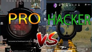 HOW PRO PLAYERS AND HACKERS PLAY PUBG Mobile?! ft. Mortal , Dynamo , Kronten....