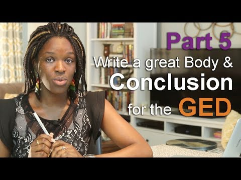 how-to-write-the-body-and-conclusion—video-5-of-how-to-pass-the-2018-ged-extended-response