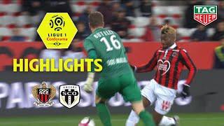 OGC Nice - Angers SCO ( 0-0 ) - Highlights - (OGCN - SCO) / 2018-19