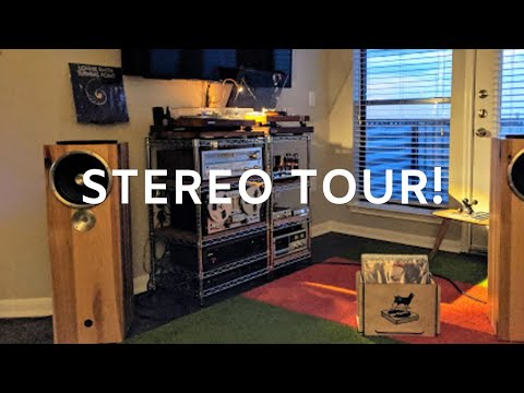 VC: From Vintage To Modern - A Tour Of My Stereo