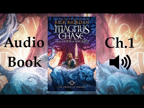 Magnus Chase Chapter 1 Audiobook