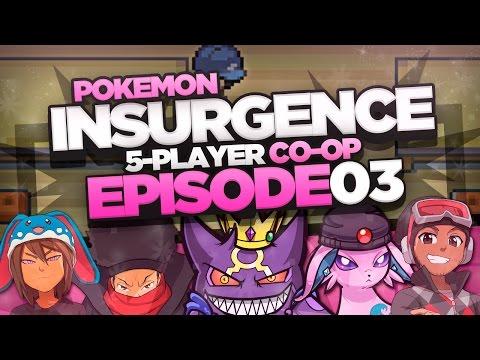 "Pokémon Insurgence 5-Player Randomized Nuzlocke - Ep 3 ""N!GGAS DON"