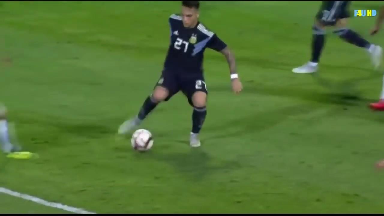 Download Dybala curve shot   Argentina vs Iraq 4-0   All Goals & Highlights 2018 HD