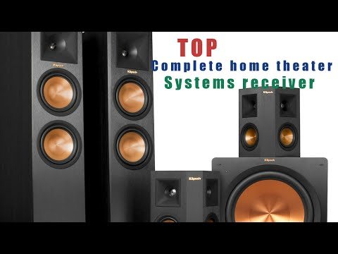 ✲✦✦✲The Ten Best Complete Home Theater Systems Receiver review