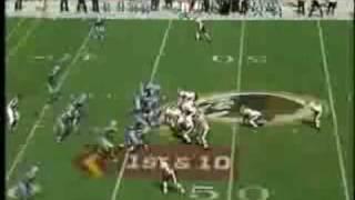 Lions at Redskins 2007 highlights