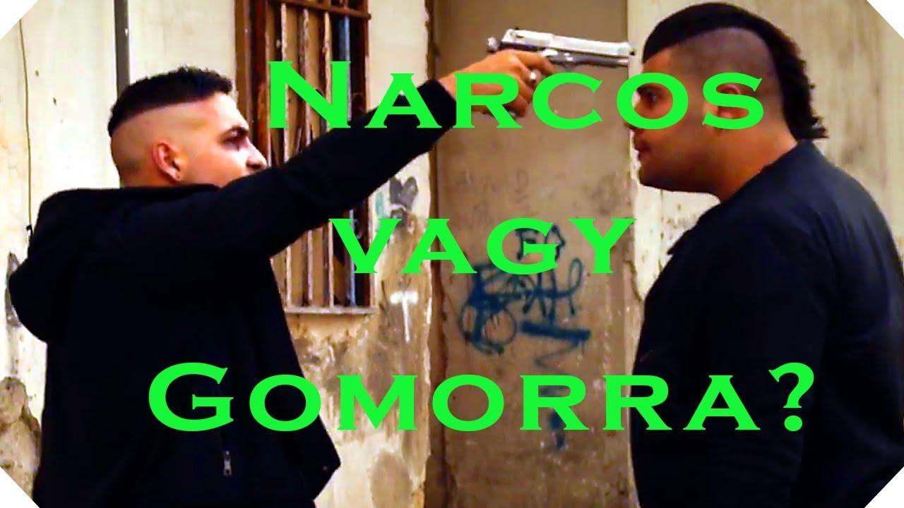 Sorozatajánló: Gomorra vagy Narcos?
