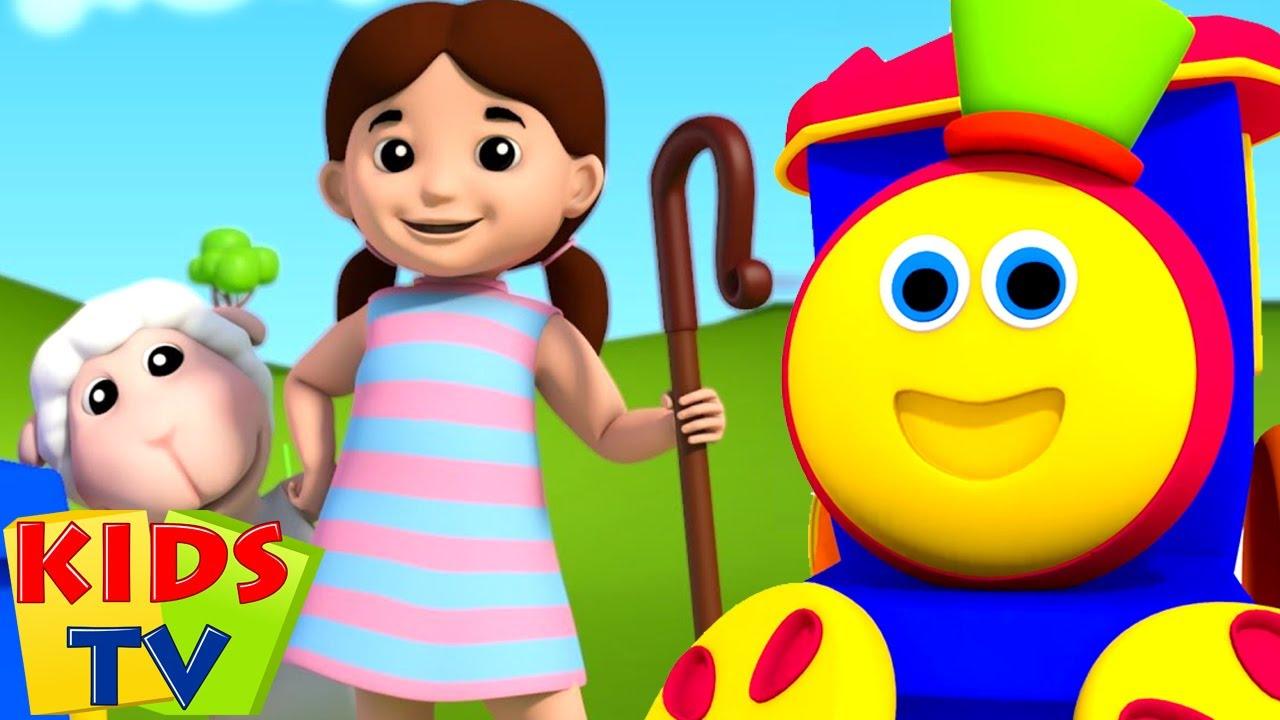 Bob kerata api   Sedikit bo peep   Kartun pendidikan anak   Kids Tv Indonesia   Lagu anak anak