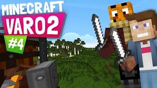 Minecraft VARO 2 #4 | WIR WERDEN GEJAGT! :O | Dner #Luder