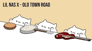 Bongo Cat Lil Nas X Old Town Road Cat Cover.mp3