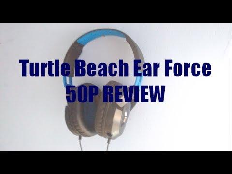 Turtle Beach Recon 50P Review