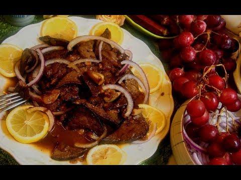chicken liver igado recipe filipino