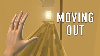 a very sentimental game about moving out of your old apartment