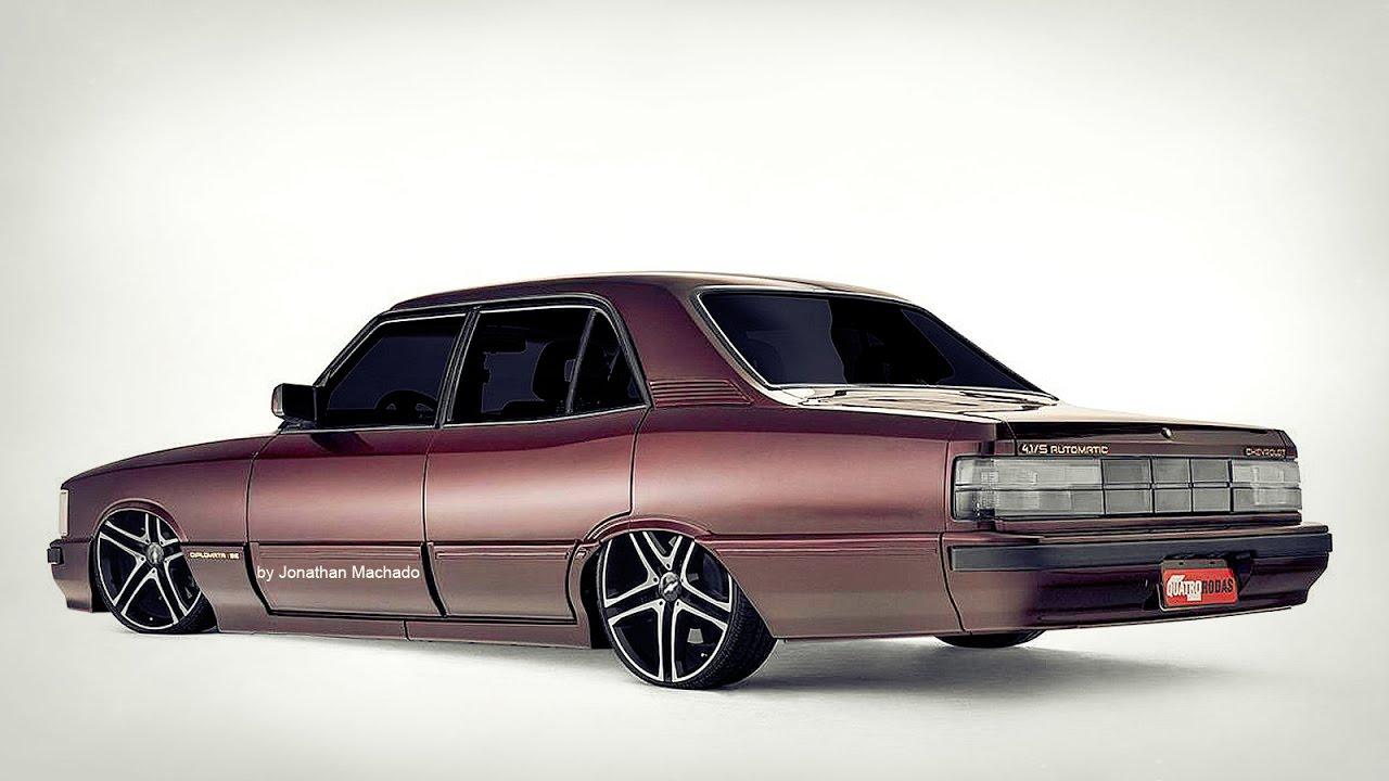 Render Chevrolet Opala Diplomata Se Dub 1992 Opala Youtube