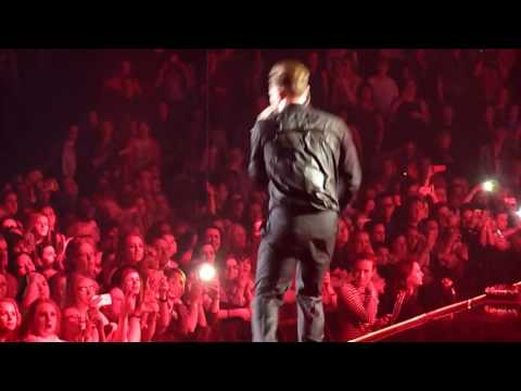 Olly Murs - Years & Years - SSE Arena, Belfast - 5th April 2017